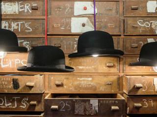 Charles Bowler Hat Light: modern Kitchen by Mr J Designs