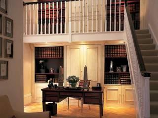 Lowndes Square Oficinas y bibliotecas de estilo clásico de KSR Architects Clásico