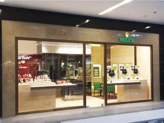 Офисы и магазины в стиле модерн от Ayaz Ergin İç Mimarlık Модерн