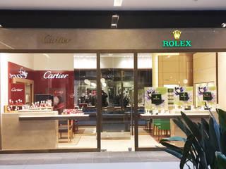 Moderne Geschäftsräume & Stores von Ayaz Ergin İç Mimarlık Modern