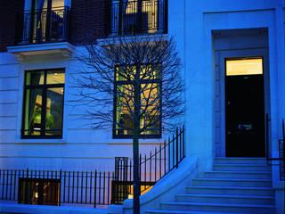 Phillimore Square Casas de estilo clásico de KSR Architects Clásico