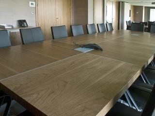 Sala de juntas en Madrid:  de estilo  de AG Barcelona