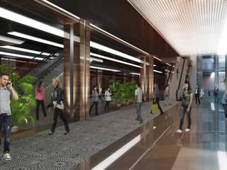 DUHOK Shopping Mall Ayaz Ergin İç Mimarlık Modern