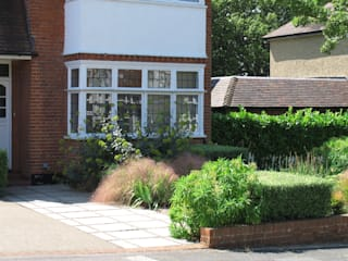 Contemporary Front Garden Modern Garden by Fenton Roberts Garden Design Modern
