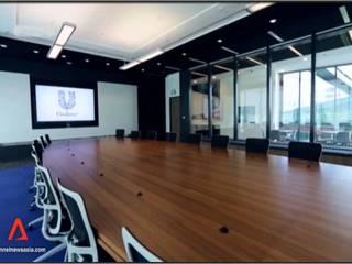 Mesa de juntas en Singapur:  de estilo  de AG Barcelona