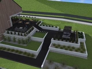 Modern hotels by ap. studio architektoniczne Aurelia Palczewska-Dreszler Modern