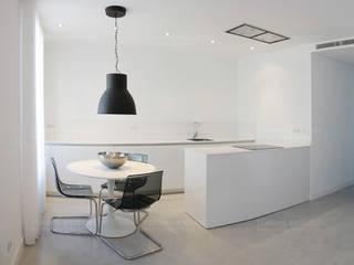 Reforma Integral Cocinas de estilo minimalista de Torres Estudio Arquitectura Interior Minimalista