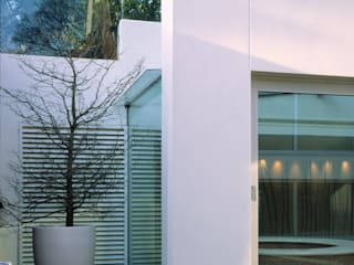 Holford Road 1 Casas estilo moderno: ideas, arquitectura e imágenes de KSR Architects Moderno