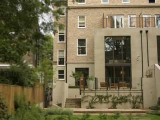 Thurlow Road 1 Casas estilo moderno: ideas, arquitectura e imágenes de KSR Architects Moderno