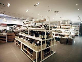 HEGAON, Winetime Store by studio azellier 모던