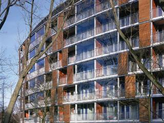 Ansicht Südost:  Häuser von Schaub+Partner Architekten