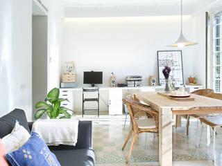 Egue y Seta Scandinavian style living room