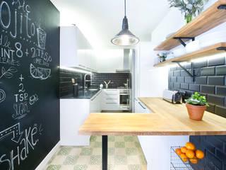 Egue y Seta Industriale Küchen