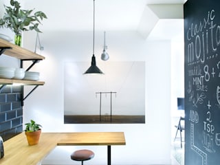 Egue y Seta Industrial style kitchen