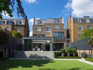 Hamilton Terrace Casas estilo moderno: ideas, arquitectura e imágenes de KSR Architects Moderno