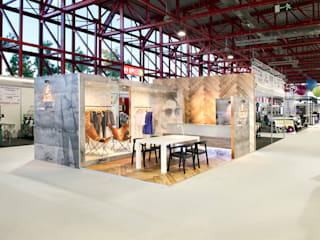 Exhibition centres by Egue y Seta
