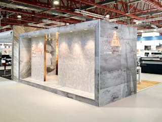 Exhibition centres by Egue y Seta,