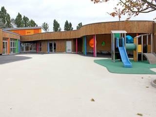 Extension et réhabilitation du Groupe scolaire Jacques Prévert aux Ponts de Cé (49) Ecoles originales par GOA Éclectique