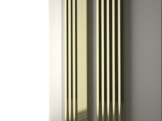 RADIATORI DI DESIGN - ONDE:  in stile  di K8 RADIATORI DI DESIGN/ Design Radiators / Designheizkörper/ Radiateur design, Moderno