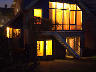 antroposofisch getint woonhuis Rustieke huizen van mickers architectuur Rustiek & Brocante