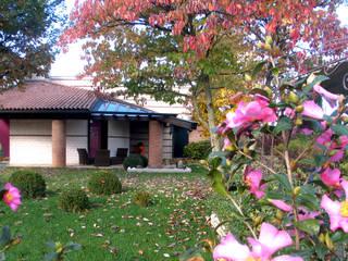 Eclectic style garden by Lugo - Architettura del Paesaggio e Progettazione Giardini Eclectic
