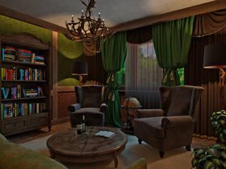 by Shop of the interiors, design studio Кантрi