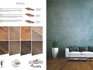 ESCO SUELOS DE MADERA de Esco suelos de madera Rústico