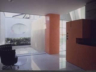 盛岡の家 : 中村弘道・都市建築 計画設計研究所/HIROMICHI NAKAMURA ARCHITECT & ASSOCIATESが手掛けたリビングです。