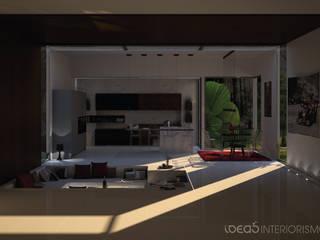 Comedores de estilo moderno de Ideas Interiorismo Exclusivo, SLU Moderno