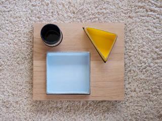 plateau solo:  de style  par sabine orlandini design céramique