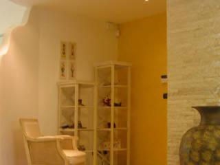 zona ingresso: Ingresso & Corridoio in stile  di Stefano Chiocchini architetto & designer