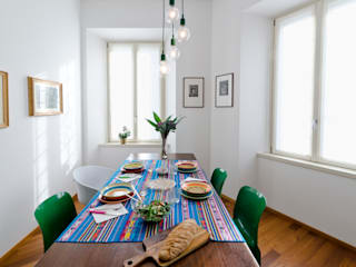 PLB P016: Sala da pranzo in stile  di modoo