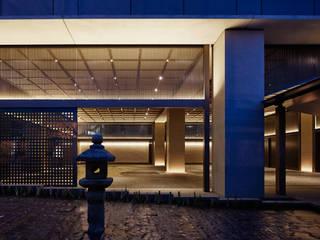 WORKTECHT CORPORATION Hotel in stile asiatico