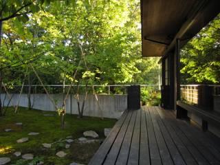 四季の家 日本家屋・アジアの家 の 山田高志建築設計事務所 和風