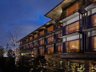 โรงแรม โดย WORKTECHT CORPORATION, โมเดิร์น