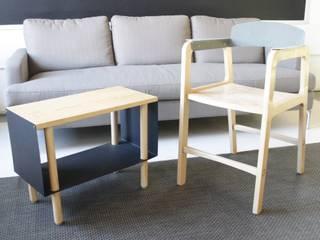 Furniture line:  de estilo  por Robledo & Ojeda Studio