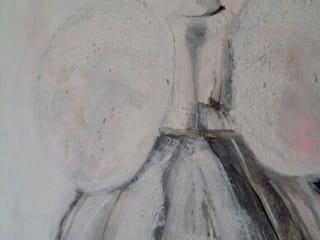 mijn schilderij van gustaviaans vintage homestyle Landelijk