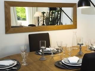 Coin salle à manger: Salle à manger de style de style Moderne par Anne Gindre Décoratrice d'Intérieur