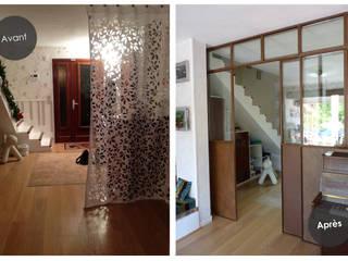 Création d'une verrière d'intérieur à Toulouse (31) Audrey Ardalan