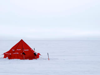 Extreme shelter, Antarctica Adventure In Architecture