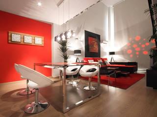 Столовые комнаты в . Автор – Javier Zamorano Cruz, Модерн