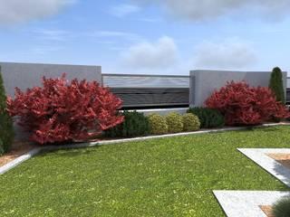 ap. studio architektoniczne Aurelia Palczewska Modern Garden