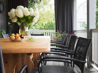 Jardines de estilo escandinavo de COUTURE INTERIORS Escandinavo