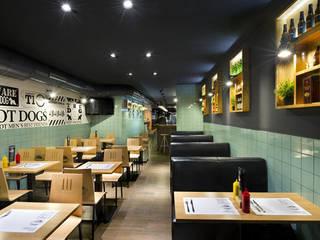 Gastronomie moderne par Egue y Seta Moderne