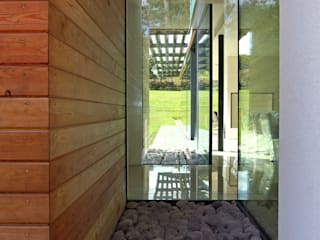 Stockgrove house Rumah Modern Oleh Nicolas Tye Architects Modern