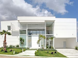 RESIDÊNCIA GF Casas modernas por Le Araujo Arquitetura Moderno