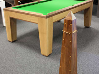 Spartan Pool/Dining Table Designer Billiards Dining roomTables