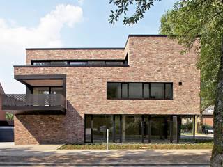 Haus Strathmann Münster Moderne Häuser von Andreas Heupel Architekten BDA Modern