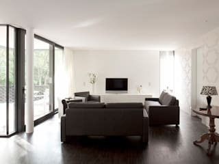 Andreas Heupel Architekten BDA Modern living room