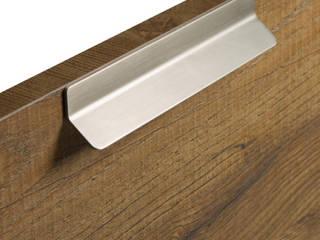 Thin, un tirador simple y geométrico:  de estilo  de Viefe